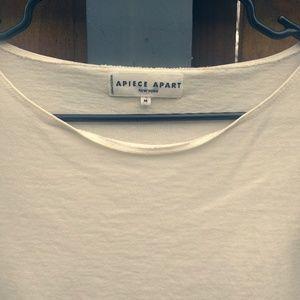 Apiece Apart Boatneck Shirt